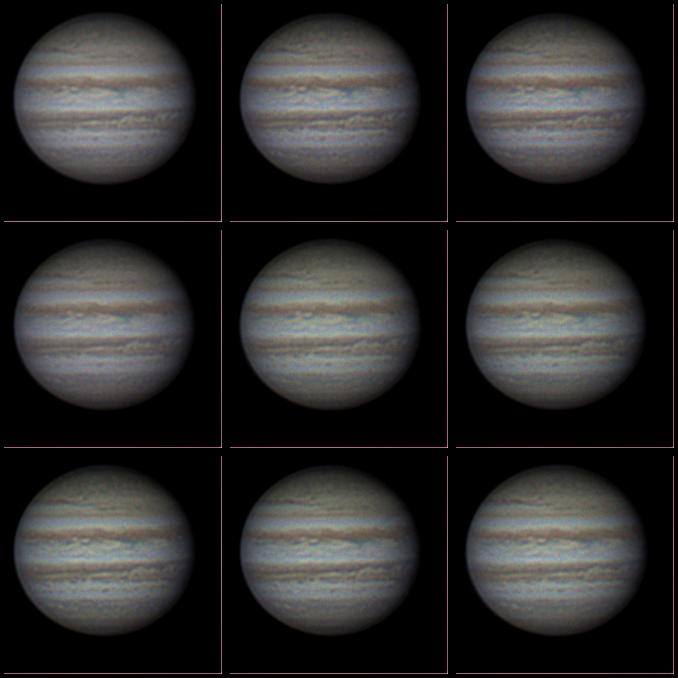 Jupiter, 25th November 2013